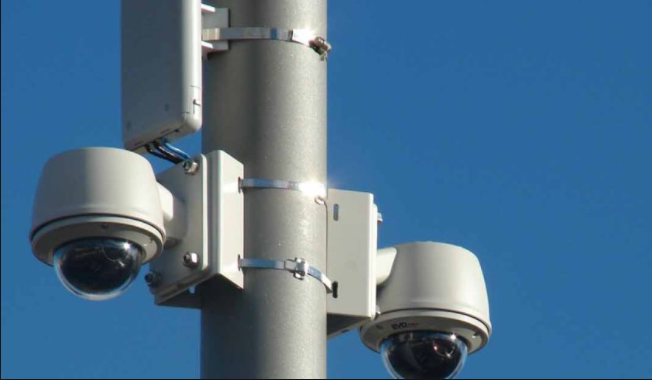 New public surveillance security cameras have been installed at Terrigal