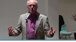 Mr Paul Budde addresses the Smart cities seminar