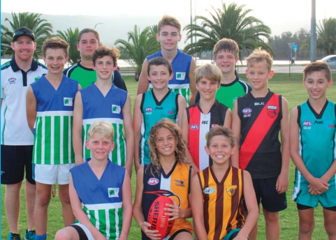 The Central Coast Academy of Sport has announced that AFL will be introducing a new and revamped development program for junior boys to its sports programs.