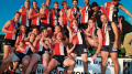 Terrigal Avoca Panthers celebrate their grand final victory