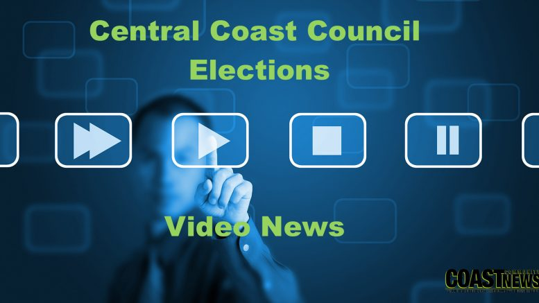 Central Coast Election News