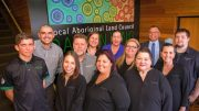 Some of the Darkinjung Board and Management team. Image: Darkinjung website