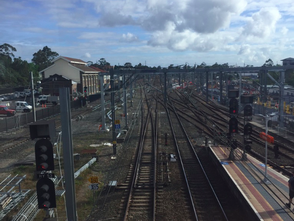 Some Woy Woy and Gosford commuters may need to get used to changing at Hornsby station in the new year.
