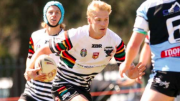 Jack Weir led the Panthers to victory in the 19s decider