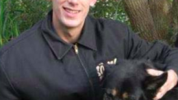 Mr Laurie Starling was murdered following a property dispute with Rebels bikie gang members
