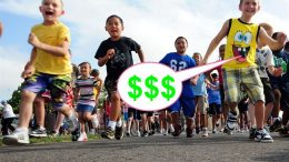 Active Kids sporting rebate launched