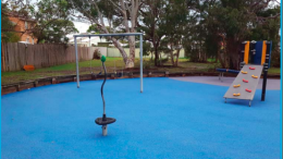 Avery St play area