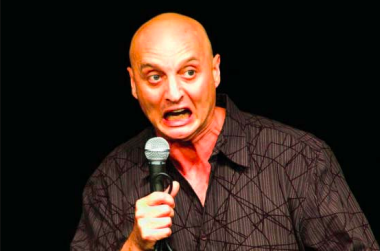 Bruno Lucia, comedian will be part of the entertainment at the Mary Mac's fundraiser