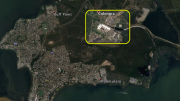 Colongra power station site. Img: Google Earth