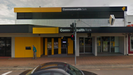 Commonwealth Bank at Toukley Img: Google maps