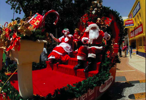 Parades, Festivals Planned for Holiday Season Throughout Santa Barbara County