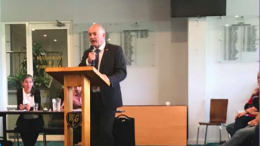 Member for Wyong and Shadow Minister for the Central Coast, Mr David Harris, addressed the PAC speaking in opposition to the Wallarah 2 coal mine