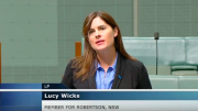 Lucy Wicks MP - Championing mould related illnesses in parliament.