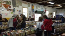 The Book Fair at Terrigal Scout Hall Image: Rotary Terrigal