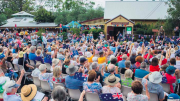 Australia Day celebration at Wagstaffe