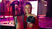 Lucy Parle took out the Youth Category at the Australian Song Writer's Association Awards