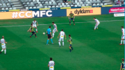 Central Coast Mariners vs Perth Glory - Dec 2017 - A 1,0 victory for CCMFC