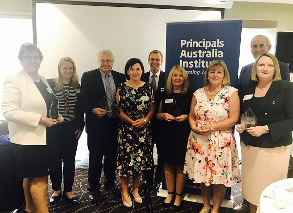 NSW recipients of 2017 John Laing Awards for Professional Development - Image Principals Australia Institute