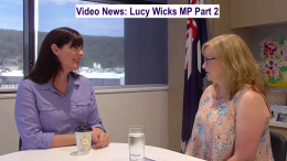 Lucy Wicks MP Video News Part 2