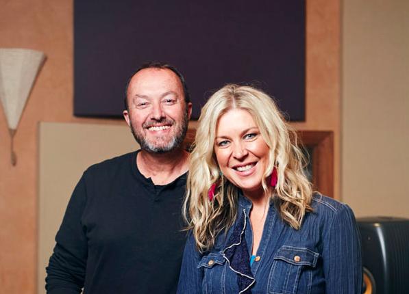 Rod McCormack and Gina Jefferys. Image; Central Coast Council