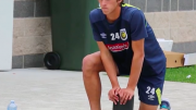 Young Lachie Wales has hit the big league with a spot in the Mariners first team.