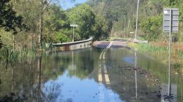 Tardy Creek near Spencer. Image: Community News Partners