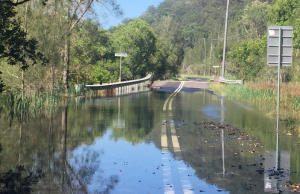 Tarbay Creek near Spencer. Image: Community News Partners