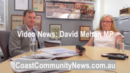 Comprehensive interview with David Mehan MP for the Entrance
