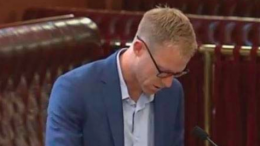Mr Justin Field in the NSW parliament