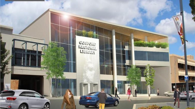 Central Coast Regional Library Concept 1