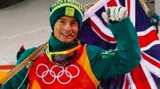 Matt Graham, silver medalist. Image: AOC
