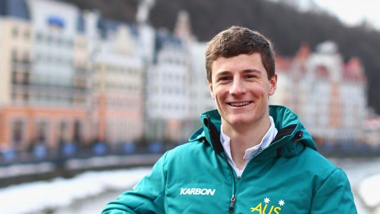 Olympic skier Matt Graham of Narara