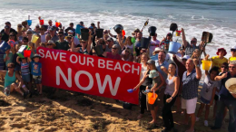 Protest sends clear message, says Crouch - Central Coast Community