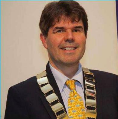 Former Wyong Mayor, Mr Doug Eaton