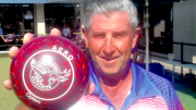 John Roberts takes out singles championship - Bowls Central Coast. Image: supplied