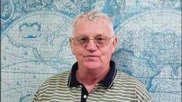 Environment award winner Mr Norm Harris