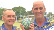 BCC Pairs Champions Stephen Elliott and Mark Wheatley