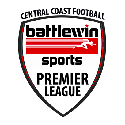 Central Coast Football Premier League is named Battlewin in 2018