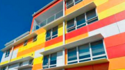 The affordable and social housing development at Woy Woy