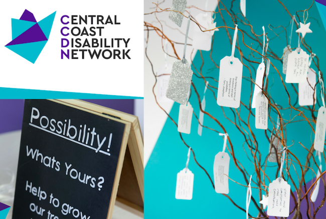 Central Coast Disability Network image.