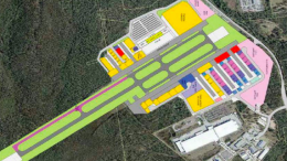 The Stage 7 blueprint in the latest masterplan for Warnervale Airport