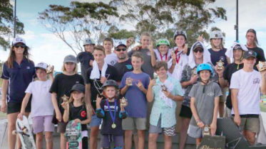 The Central Coast Series Champions for 2018