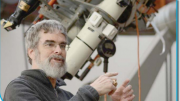 Director of the Vatican Observatory visits college