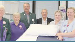 Lions Club donates $12,000
