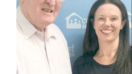 Rachel Willis to replace Laurie Maher at Coast Shelter