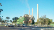 Vales Point power station at Mannering Park