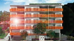Artist impression of 75-77 Faunce St Gosford