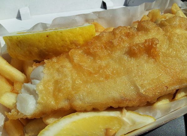 Buyer beware. Flathead and chips may not be local fish. Image: Wikicommons