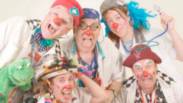The Clown Doctor show will perform at Ettalong Diggers