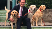 Three very good boys and Attorney General Speakman